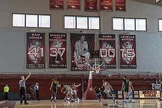 2018-19 NC Central Men's Basketball vs Wilberforce