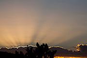 Rio Acima_MG, Brasil...Natureza no Condominio Tangara no municipio de Rio Acima. Na foto por do sol...The nature in Tangara condomminium in Rio Acima. In this photo, the sunset...Foto: LEO DRUMOND / NITRO