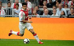 25-04-2010 VOETBAL: AJAX - FEYENOORD: AMSTERDAM<br /> De eerste wedstrijd in de bekerfinale is gewonnen door Ajax met 2-0 / Luis Suarez<br /> ©2010-WWW.FOTOHOOGENDOORN.NL