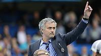 Football - 2014 / 2015 Premier League - Chelsea vs. Sunderland.   <br /> <br /> José Mourinho, Manager, of Chelsea FC at Stamford Bridge. <br /> <br /> COLORSPORT/DANIEL BEARHAM