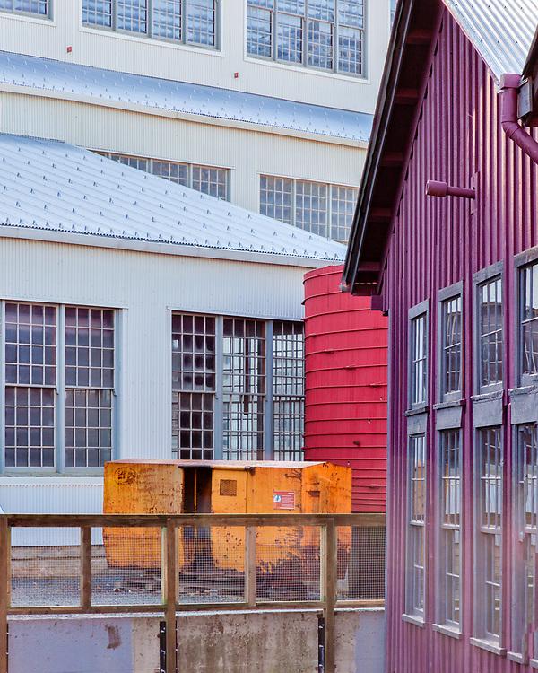 Britannia Mine Museum, Squamish, British Columbia | Ratio Architecture | 2010