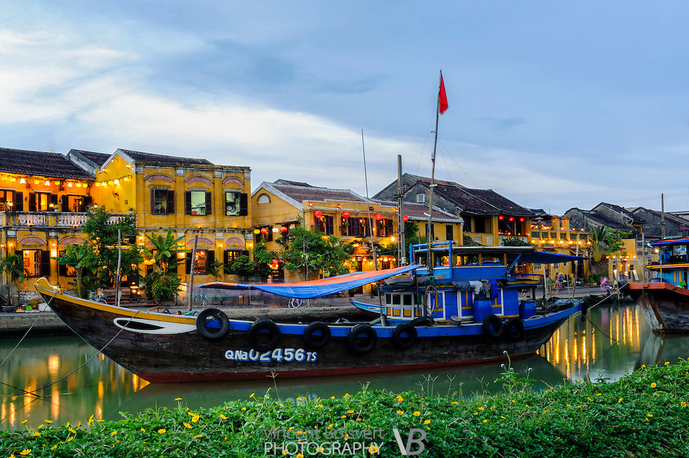 Hoi an old city
