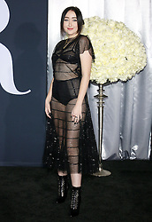 Noah Cyrus at the Los Angeles premiere of 'Fifty Shades Darker' held at the Theatre at Ace Hotel in Los Angeles, USA on February 2, 2017.
