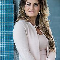 Nederland, Hilversum, 4 augustus 2016.<br />Sieneke Ashley Kristel Baum-Peeters (Nijmegen, 1 april 1992) is een Nederlandse zangeres.<br /><br /><br /><br />Foto: Jean-Pierre Jans
