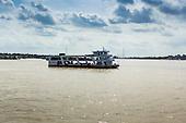The Yangon - Dala Ferry