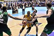 Wright Chris<br /> FIAT Torino - Sidigas Avellino<br /> Lega Basket Serie A 2016-2017<br /> Torino 22/01/2017<br /> Foto Ciamillo-Castoria