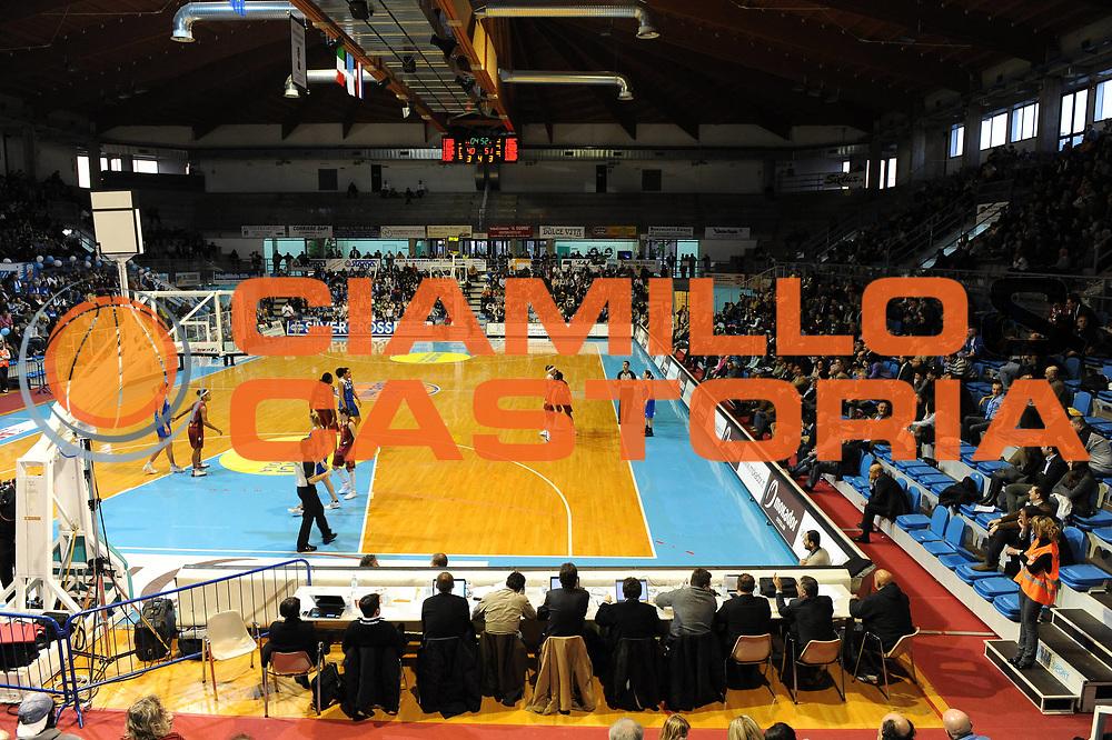 DESCRIZIONE : Faenza Lega A1 Femminile 2008-09 Coppa Italia Semifinale Umana Venezia Club Atletico Faenza<br /> GIOCATORE : Panoramica Palacattani<br /> SQUADRA : Club Atletico Faenza<br /> EVENTO : Campionato Lega A1 Femminile 2008-2009 <br /> GARA : Umana Venezia Club Atletico Faenza<br /> DATA : 07/03/2009 <br /> CATEGORIA : <br /> SPORT : Pallacanestro <br /> AUTORE : Agenzia Ciamillo-Castoria/M.Marchi