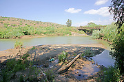 Israel, Galilee, the upper Jordan River