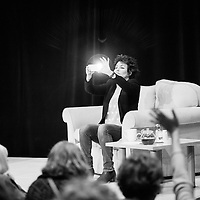 01.12.2014 (C) Blake Ezra Photography 2014. <br /> Images from the UK Jewish Comedy Festival featuring Ruby Wax, held at JW3. www.blakeezraphotography.com<br /> Not for third party or commercial use.