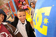 Elvira Elementary School in Tucson, Arizona, USA, on February 14th, 2012, the date of the 100th birthday of the state of Arizona.