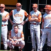 Texas Baseball Dugout