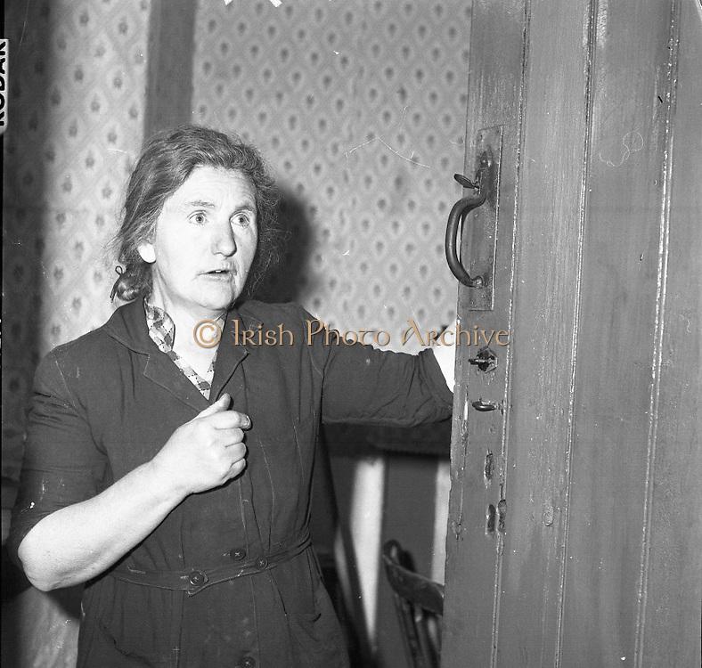 Limerick Widows Alms House. Mrs. Elizabeth Kenny..28.03.1962