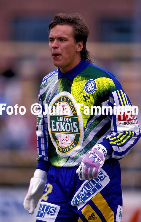 26.05.1993.Niko Simola - FC Kuusysi.©Juha Tamminen