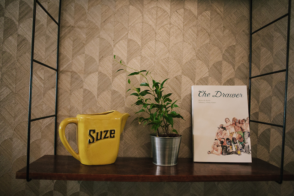 hotel paradis in paris