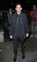 Dynamo, The BRIT Awards 2014 - Warner Music After Party, The Savoy, London UK, 19 February 2014, Photo by Brett D. Cove