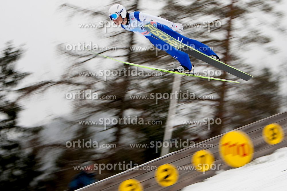 Daiki Ito of Japan during the Flying Hill Team Event at 4th day of FIS Ski Jumping World Cup Finals Planica 2013, on March 24, 2013, in Planica, Slovenia. (Photo by Urban Urbanc / Sportida.com)