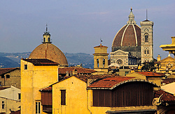 Roof Top View Duomo, Florence