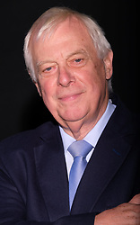 Edinburgh International Book Festival, Thursday 17th August 2017<br /> Christopher Francis Patten, Baron Patten of Barnes, CH, PC, is a crossbench member of the British House of Lords and a former British Conservative politician until 2011, as Member of the British Parliament for Bath from 1979 to 1992<br /> (c) Alex Todd   Edinburgh Elite media