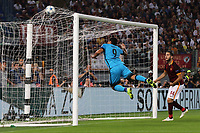 Il gol dell'1-0 di Luis Suarez Barcelona<br /> Goal Celebration Barcelona<br /> Roma 16-09-2015 Stadio Olimpico <br /> Football Calcio Champions League 2015/2016 <br /> Group Stage - Group E AS Roma - Barcelona / AS Roma - Barcellona <br /> Norway only