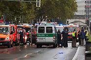 fire Europa center, Berlin 11.10.16