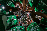 Team Unicks Kazan during the 2018 EuroCup, Group H, Basketball match between ASVEL Villeurbanne and Unics Kazan on January 31, 2018 at Astroballe in Villeurbanne, France - Photo Romain Biard / ISports / ProSportsImages / DPPI