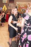 PRINCESS KHALIYA AGA KHAN, Triennial Summer Ball, Royal Academy. Piccadilly. London. 20 June 2011. <br /> <br />  , -DO NOT ARCHIVE-© Copyright Photograph by Dafydd Jones. 248 Clapham Rd. London SW9 0PZ. Tel 0207 820 0771. www.dafjones.com.