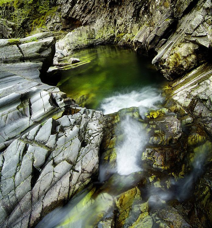 River Bruar, Falls of Bruar, Pitagown, Perthshire