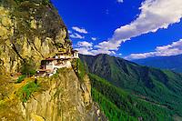 Taktshang Monastery (Tiger's Nest), Paro Valley, Bhutan