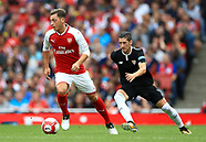 Arsenal v Sevilla, Emirates Cup, 30 July 2017
