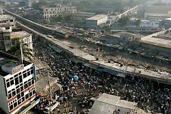 BANGLADESH DHAKA KAWRAN BAZAAR 27FEB05 - Market scenes at Kawran Bazaar vegetable market. The Bazaar has been in the Tejgaon area for at least 30 years and is one of the largest markets in Dhaka city.....jre/Photo by Jiri Rezac ....© Jiri Rezac 2005....Contact: +44 (0) 7050 110 417..Mobile:  +44 (0) 7801 337 683..Office:  +44 (0) 20 8968 9635....Email:   jiri@jirirezac.com..Web:    www.jirirezac.com....© All images Jiri Rezac 2005- All rights reserved.