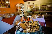 Venda Nova do Imigrante_ES, Brasil...Detalhe de produtos caseiros em um comercio...Detail of homemade foods in a trade...Foto: LEO DRUMOND / NITRO