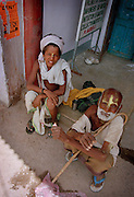 Pilgrims - Rishikesh - India