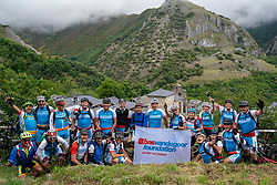 25-06-2019 NED: Bierzo & Babia challenge BvdGF day 2, Ponferrada<br /> Second MTB trip start and finish in Ponferrada to San Cristobal, Penalba to Valdefrancos.
