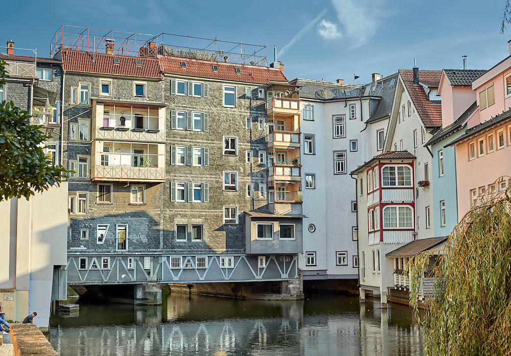 Klein Venedig, Viertel am Kesselwasen