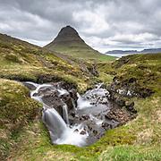 Kirkjufell taken in west-Iceland in Grundarfjordur