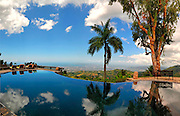 Infinity Pool at Strawberry Hill - Jamaica