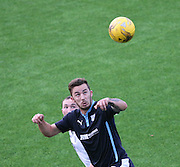 Ben Priest - Dundee v St Johnstone - SPFL development league <br /> <br />  - &copy; David Young - www.davidyoungphoto.co.uk - email: davidyoungphoto@gmail.com
