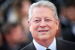 Al Gore attends the 70th Anniversary of the 70th annual Cannes Film Festival at Palais des Festivals on May 23, 2017 in Cannes, France. Photo by Shootpix/ABACAPRESS.COM