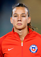 International Women's Friendly Matchs 2019 / <br /> Italy vs Chile 2-1 ( Carlo Castellani Stadium - Empoli,Italy ) - <br /> Christiane Endler of Chile