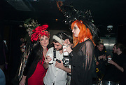 erin black; sarah hefferman; elliot ward-feat, Daniel Lismore birthday party. Whisky Mist, Hilton Park Lane, London. 19 December 2013