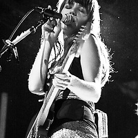 Rilo Kiley performs at the Trocadero Theater, Philadelphia, PA