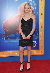 """Stars attend the """"Sing"""" Premiere in Los Angeles, California. 03 Dec 2016 Pictured: Ava Elizabeth Phillippe. Photo credit: Bauer Griffin / MEGA TheMegaAgency.com +1 888 505 6342"""