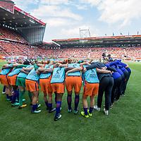 170806 - Nederland - Denemarken Finale Weuro 2017