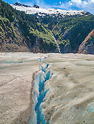 Mendenhall Glacier Recreation Area Juneau Alaska