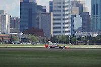 Helio Castroneves, Honda Indy Edmonton, City Centre Raceway, Edmonton, Alberta CAN  7/25/2010