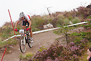 UCI World Mountain Bike championships, Fort William Scotland. September 9, 2007