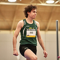 Amelie Auge, Sherbrooke, 2019 U SPORTS Track and Field Championships on Thu Mar 07 at James Daly Fieldhouse. Credit: Arthur Ward/Arthur Images