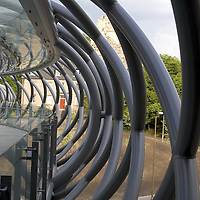 St.James's centre Pedestrian Bridge, Edinburgh<br />