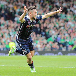 Hibs v Ross County   Scottish League Cup Final   13 March 2016