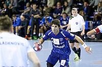 Diego Simonet - 05.03.2015 - Montpellier / Cesson Rennes - 17eme journee de Division 1<br />Photo : Andre Delon / Icon Sport